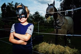 Batboy and Bathorse