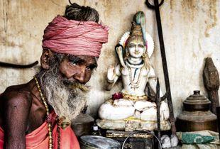 """""""Pushkar in sadhu"""""""