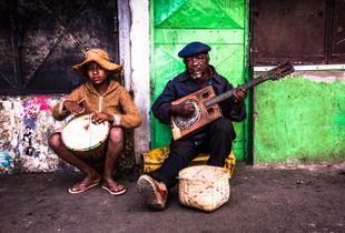Street Performers- Letters From Madagascar