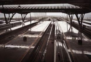 Journey 1 - Wuhan Train Station