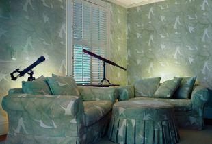 Untitled Interior (telescopes)