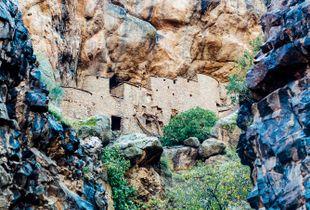 Tizgui Granary (Agadir Tizgui) Berber Architecture