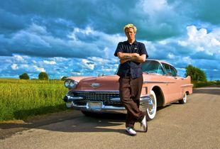 The Man and His Pink Cadillac