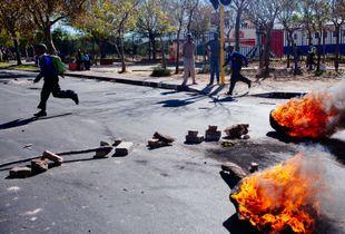 Street scenes inner city Joburg