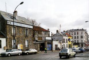 Montreuil paysage public