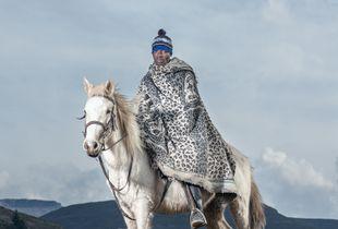 Thabo Lekhotsa. Ha Lesala, Lesotho.