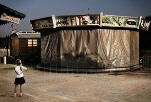 Closed Carousel   © Seán Duggan