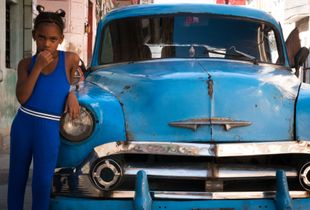 Colours of Cuba