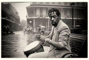 Musician, Jackson Square