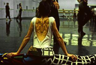 Sabine's back. Sabine Challand