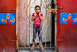 Faces behind bars - Cuba