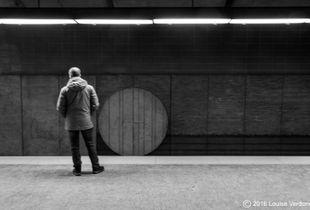 Underground Platform 1