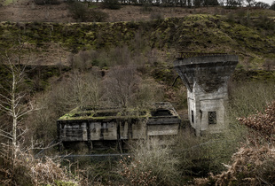Blaenserchan Coal Washery, near Pontypool.