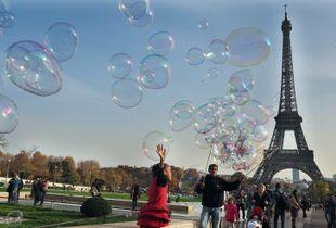Paris/bubbles
