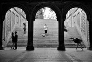 Bethesda Terrace Photo Shoot