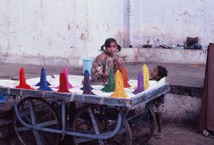 Dye Cart - Rajastan, India 2001