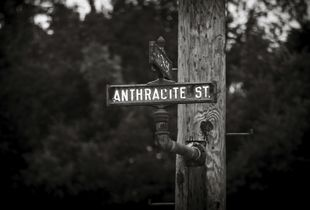 Street Sign, Shamokin, PA © Shaun O'Boyle