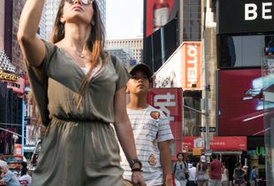 Times Square - The Self