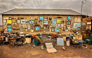Bill Quick's Wildlife Fine Art Gallery & Habitat.