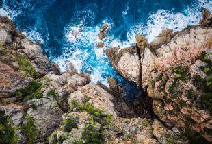 Corsica lookdown