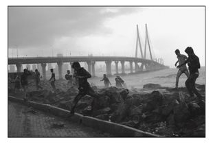 Bandra Fort. Bombay. India. 2015