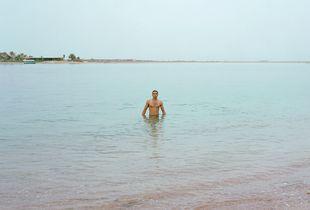 Mohamed at Laguna, 2011