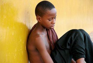 Youngest son, Makeni, SIerra Leone