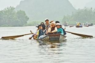 Perfume River - Vietnam