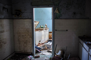 Abandoned Pantry
