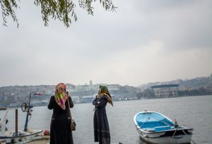 Bosphorus Potrait