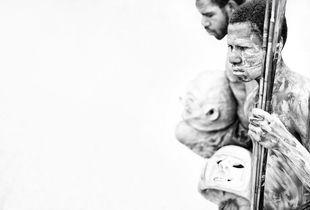 Papua New Guinea's Mudmen