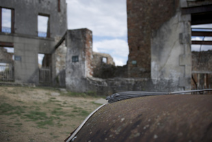 Ghosts of Oradour-Sur-Glane