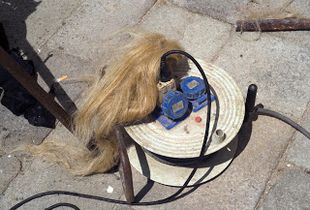 Venice wig and wire