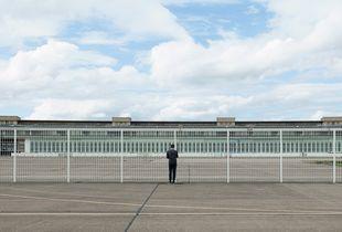'Hope', from the series 'Tempelhof. Metamorphoses', 2016