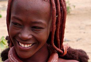 Junge Ova-Himba