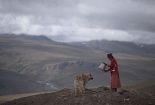 Kashch  Goz - Wakhan Corridor - Afghanistan
