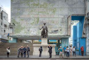 Havana, Cuba / New York, USA