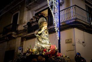 La festa di sant'Alfio a Lentini 01
