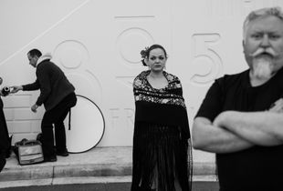 Dancer at Leica SL Masterclass