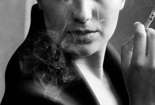 Elisa Carreri Fumagalli, actress portrait.