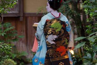 Suspicious Geisha