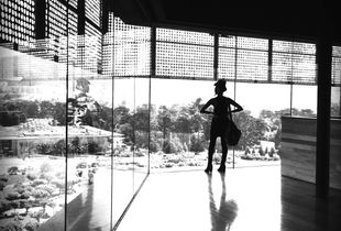 Observation Tower at the deYoung