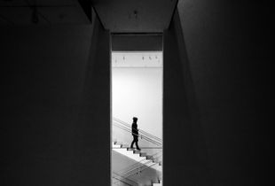 Loner Series 02 : Descending Staircase
