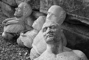 Museum Gardens 10 - The Roman Gang