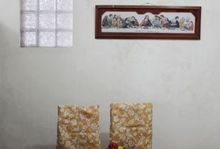 Last supper, Filipino Interiors
