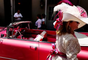 Easter Sunday, French Quarter, New Orleans