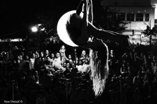 Invitation to Fly - Shai Hanaor Trapeze Artist, Shabazi Circus