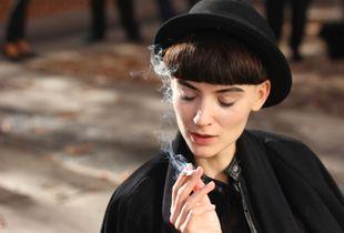 Sensual smoking