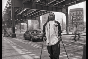 Hashim, Wounded at Fifteen Selling Drugs for the First Time, Brooklyn, New York