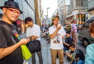 iPhone fans